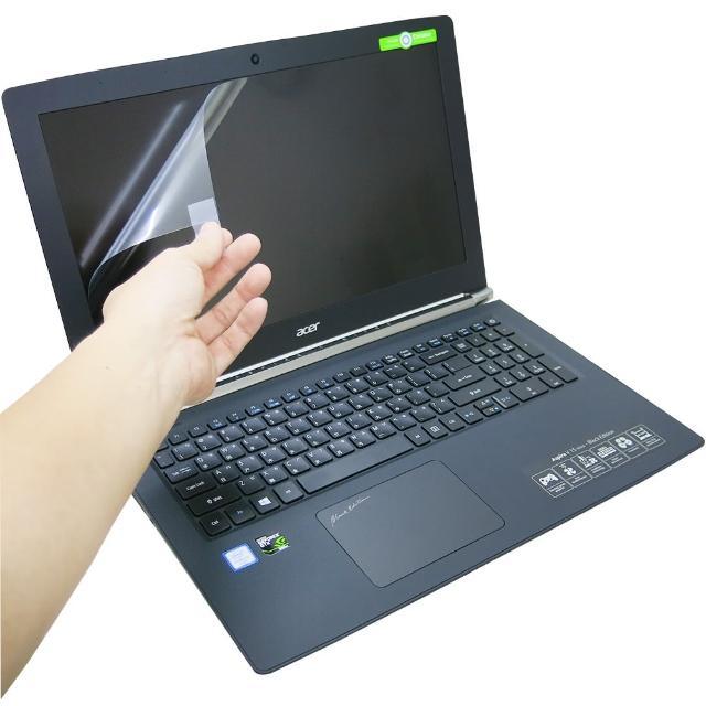 【EZstick】ACER Aspire VN7-592G 專用 靜電式筆電液晶螢幕貼(可選鏡面或霧面)