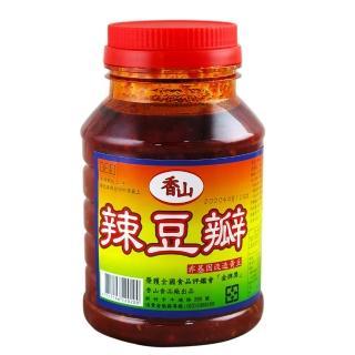 【香山】辣豆瓣660g