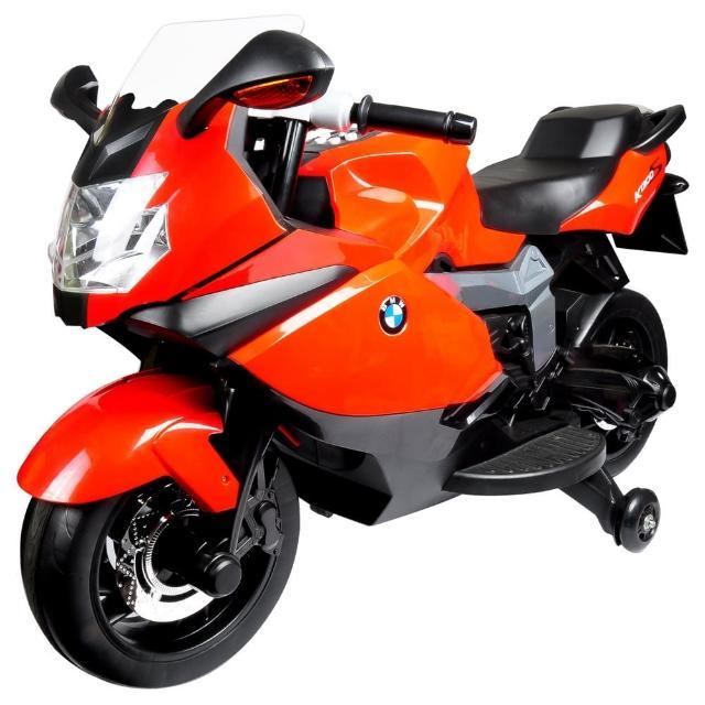 【寶貝樂】BMW兒童電動摩托車/電動機車