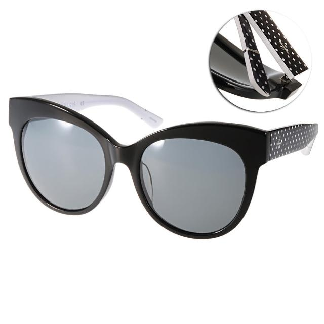 【BLANC&ECLARE太陽眼鏡】城市系列-巴黎(黑-白點#PARIS BW)