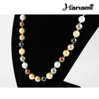 【Hanami】10mm極品典藏南洋貝寶珠項鍊
