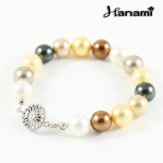 【Hanami】10mm極品典藏南洋貝寶珠手鍊