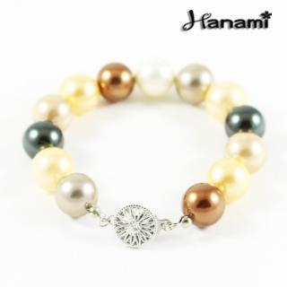 【Hanami】12mm極品典藏南洋貝寶珠手鍊