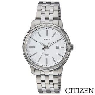 【CITIZEN星辰】商務款日期視窗腕錶(BI1080-55A)