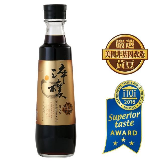 【淬釀】非基改醬油露 500ml(簡單配方 全新上市)