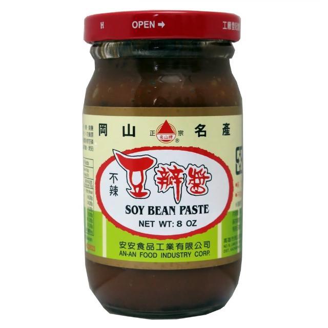 【安安】不辣豆瓣-大450g