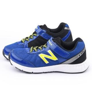 【NewBalance】大童 寬楦避震運動鞋(KV330BLY-藍)