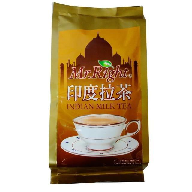 【Mr.Right】印度拉茶25g*12包