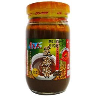 【貴夫人】特級芝麻醬-玻璃230g(遵手工製造 再現傳統美味)