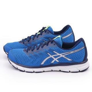 【Asics】男款 GEL-XALION 3 慢跑運動鞋(T5K4N-3993-藍)