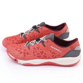【MERRELL】女款 ALL OUT SHINE都會休閒鞋(ML42654-紅)