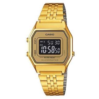 【CASIO】復古數位運動錶(LA-680WGA-9B)