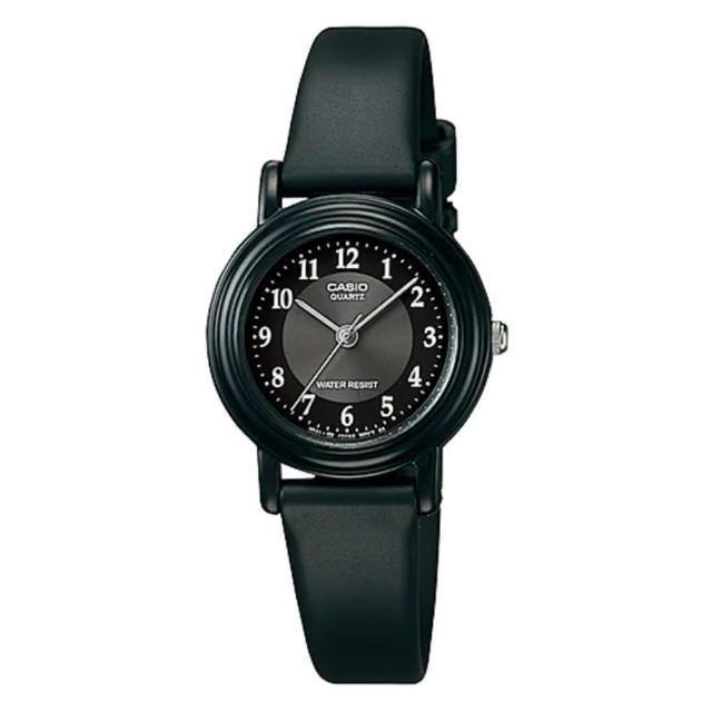 【CASIO】薄型輕巧指針錶(LQ-139AMV-1B3)