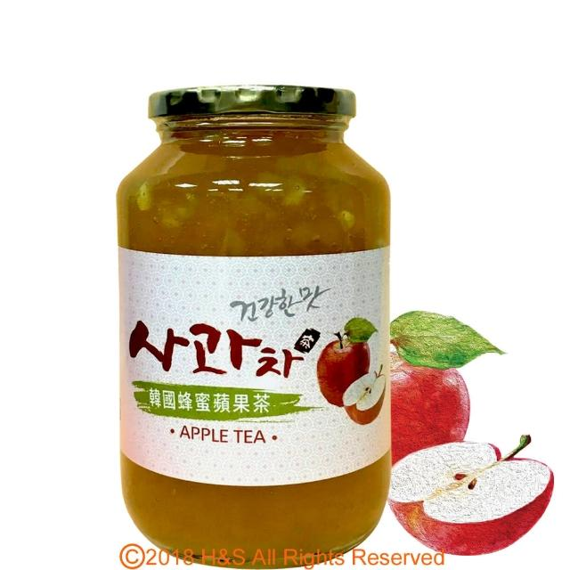 【《韓廣》】韓國蜂蜜蘋果茶(1kg)