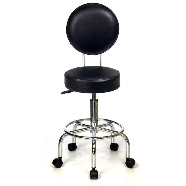 【aaronation 愛倫國度】日月系列吧台椅 100% 台灣製造(YD-T15-八色可選)
