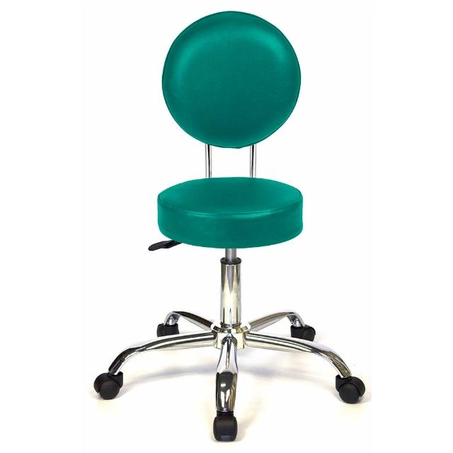 【aaronation 愛倫國度】日月系列吧台椅 100% 台灣製造(YD-T15-2-八色可選)