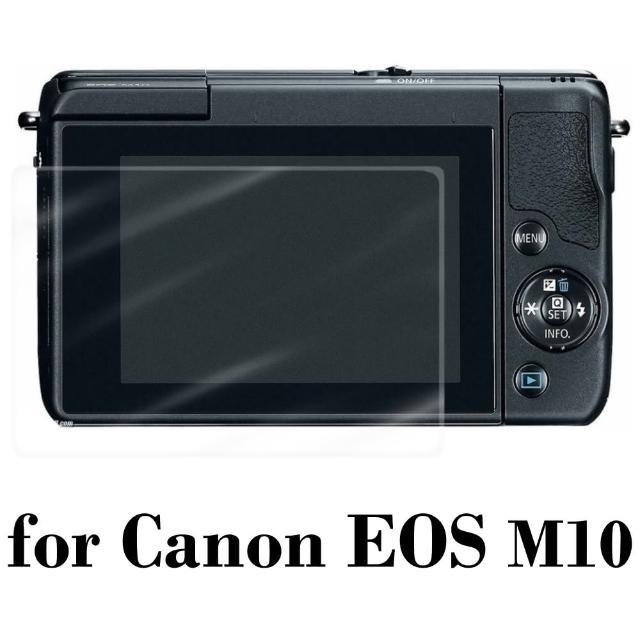 【D&A】Canon EOS M10 日本原膜HC螢幕保護貼(鏡面抗刮)