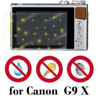【D&A】Canon PowerShot G9 X 日本原膜螢幕貼(NEW AS玻璃奈米型)