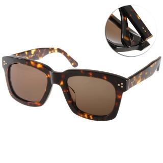 【Go-Getter太陽眼鏡】經典方框款(琥珀#GS1001 DE)