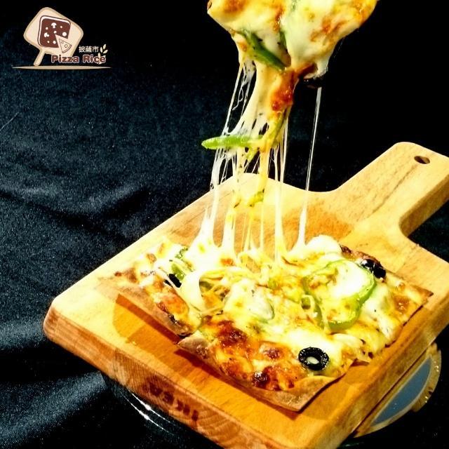 【披薩市】義式低卡手工米披薩15入(低卡無油超好吃)