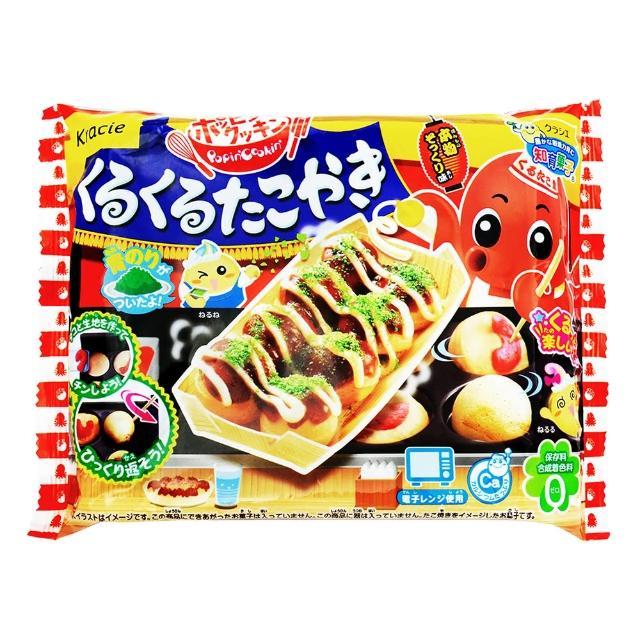 【Kracie】創意DIY-章魚燒小達人(16g)