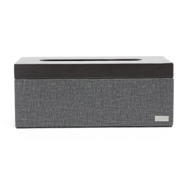 【finara費納拉】北歐生活Casa上掀式面紙盒(紙巾盒/收納盒)/