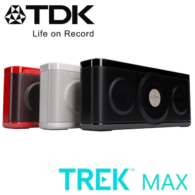 【TDK】TREK MAX A34(NFC 防水防塵Hi-Fi高傳真藍牙音響)