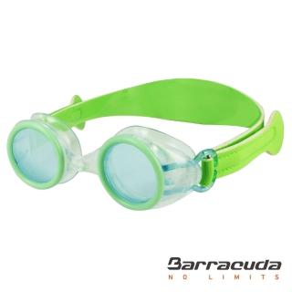 【美國巴洛酷達Barracuda】兒童抗UV防霧泳鏡(專為2-6歲設計)/
