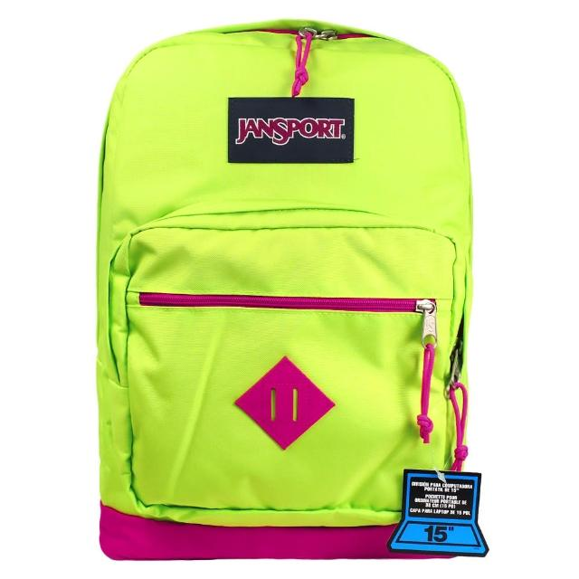 【Jansport】CITY SCOUT校園後背包(JS-43981J04L)