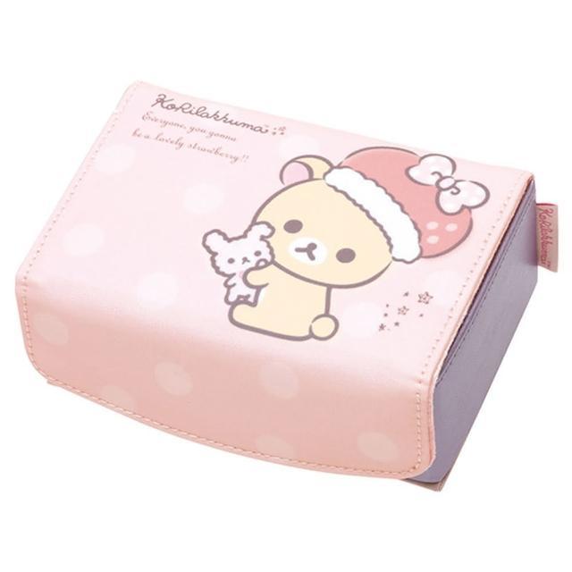 【San-X】懶妹的草苺皇后系列飾品收納盒