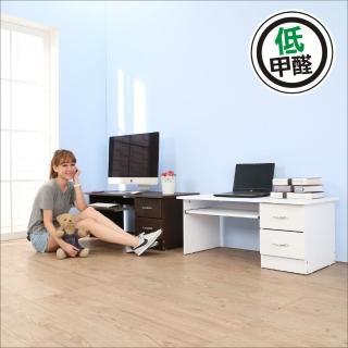 【BuyJM】低甲醛防撥水熱壓成型和室電腦桌
