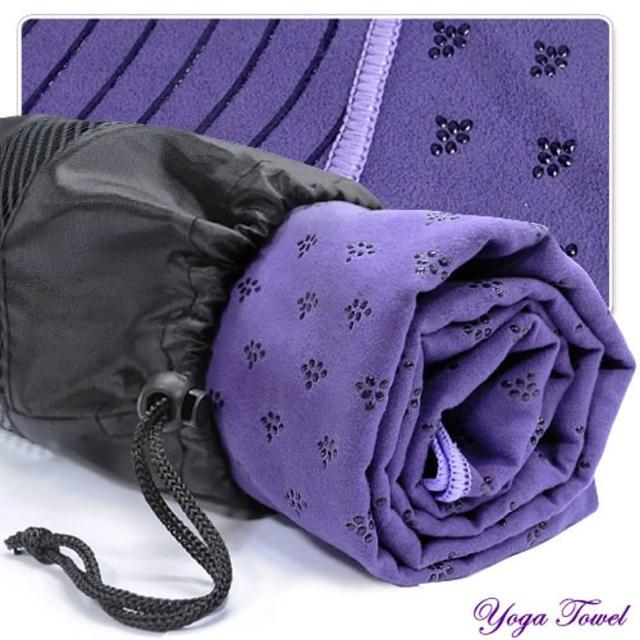 頂級100%超細纖維雙面防滑瑜珈鋪巾(D018-01)