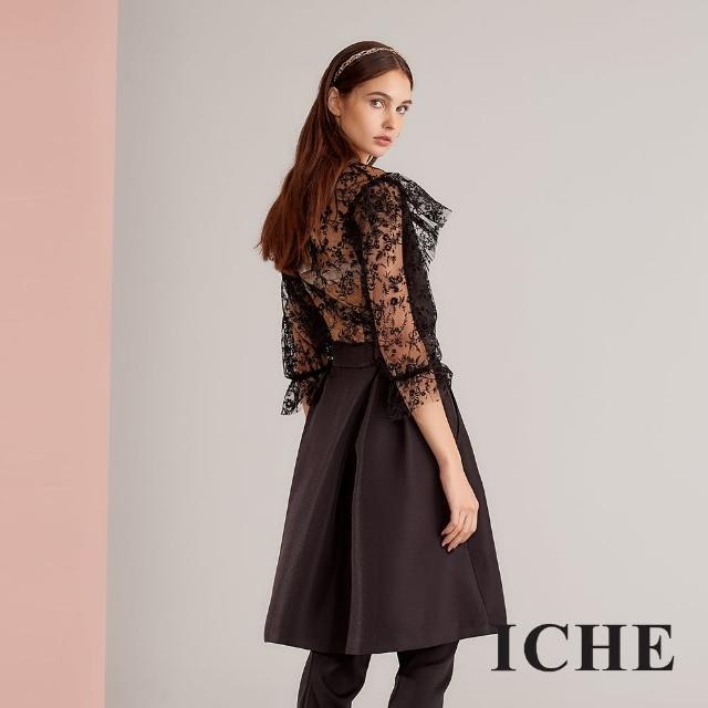 【ICHE 衣哲】挺版造型圓裙評鑑
