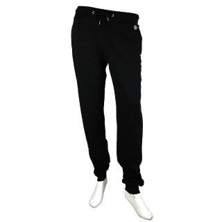 【KENZO】素面束口休閒褲(黑色)