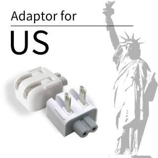 【ZIYA】Apple變壓器電源轉接頭/充電轉接頭(US/TW美規)