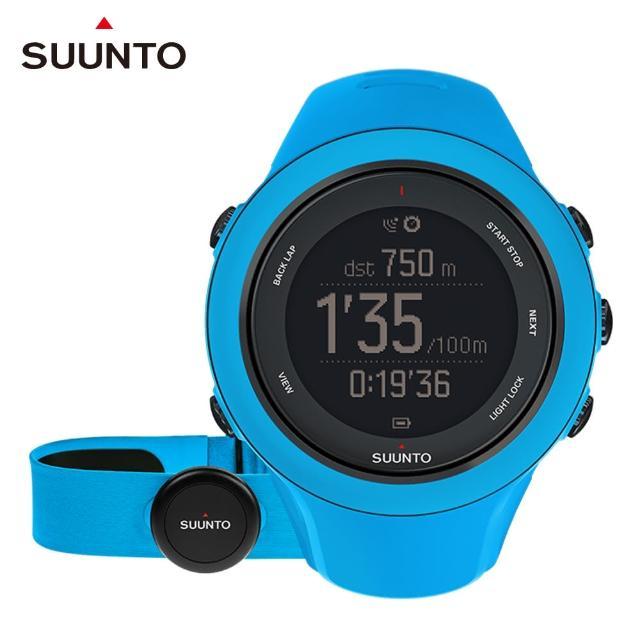 【SUUNTO】Ambit3 Sport HR進階多項目運動GPS腕錶