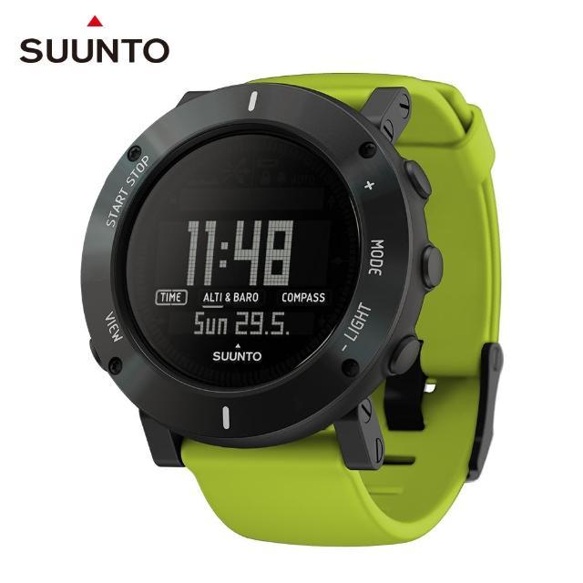 【SUUNTO】Core Crush時尚設計戶外功能運動錶