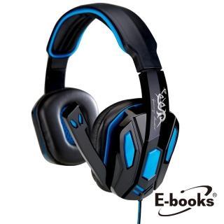 【E-books】S42 電競頭戴耳機麥克風