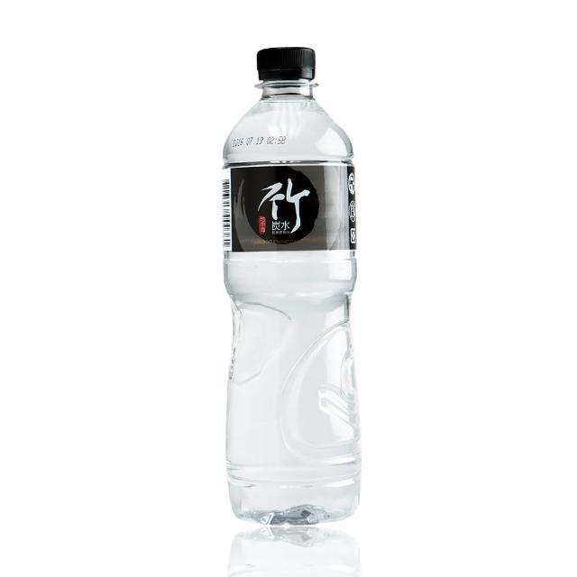 【心一】地中海竹炭水600ml(24瓶/箱)