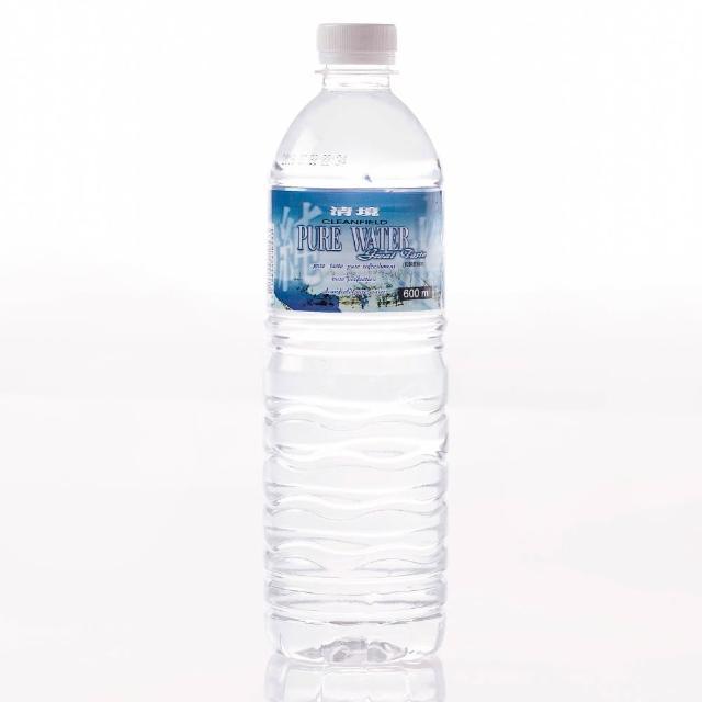 【清境】純水600ml(24瓶/箱)