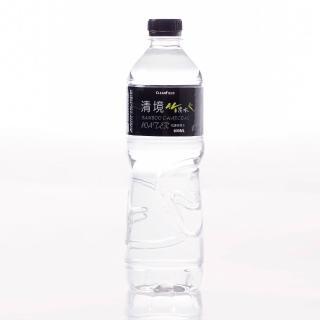 【清境】竹炭水600ml(24瓶/箱)
