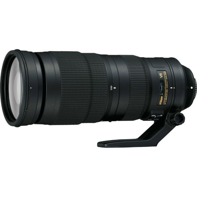 【NIKON】AF-S NIKKOR 200-500mm f/5.6E ED VR(國祥公司貨)