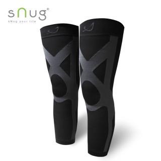 【SNUG】運動壓縮全腿套-1雙(多尺寸任選)