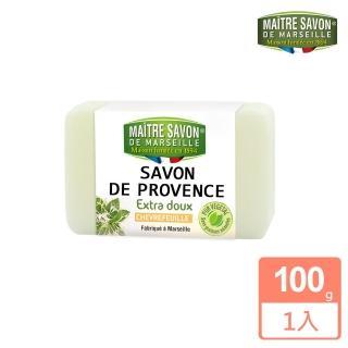 【法國 玫翠思】普羅旺斯植物皂100g(忍冬)