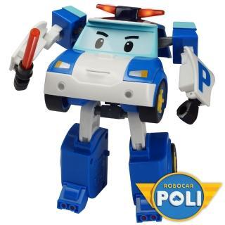 【POLI波力】LED機器人(變形系列 波力)