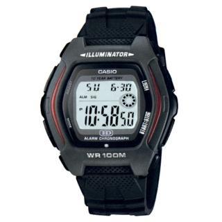 【CASIO】潮流科幻數位錶(HDD-600-1A)
