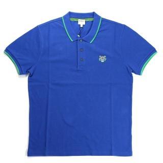 【KENZO】POLO MAN 短袖上衣(藍)