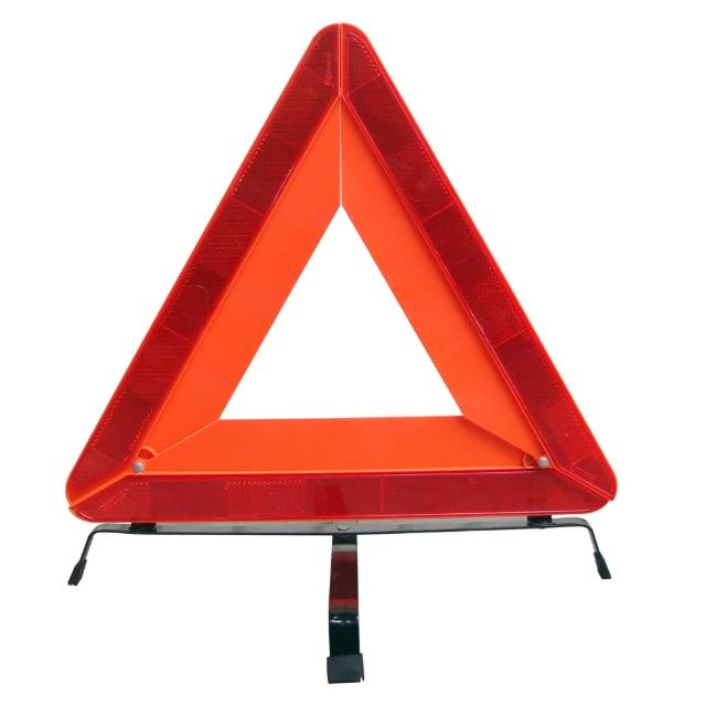 【YARK】車用故障三角架(汽車 行車安全 道路救援 LED燈)