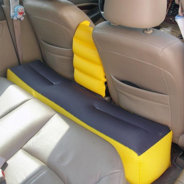 【YARK】兒童安全防護氣囊床(車中床︱汽車︱充氣床)