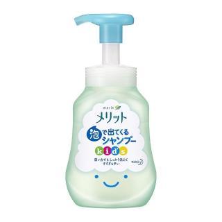 【日本花王】兒童泡沫無矽靈洗髮精(300ml)